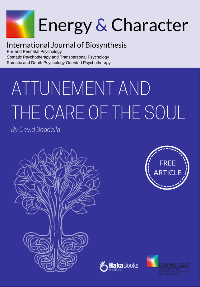 Attunement and the care of the soul