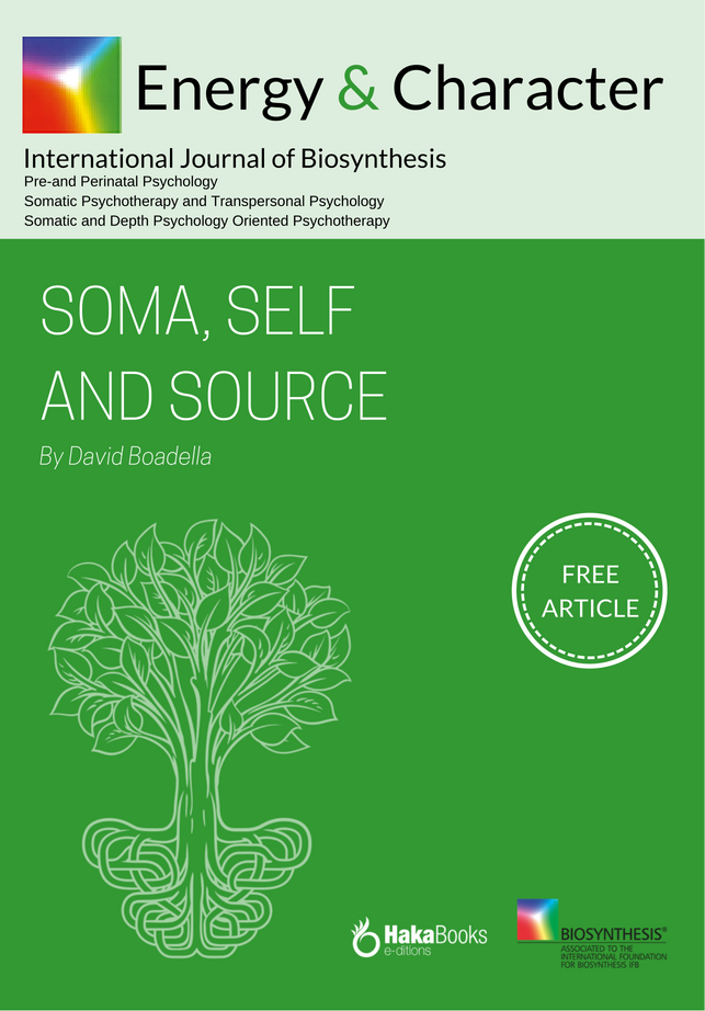 Soma, self and source