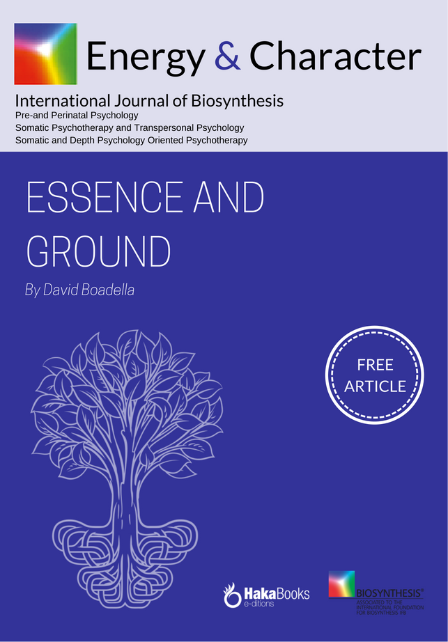 Essence and ground