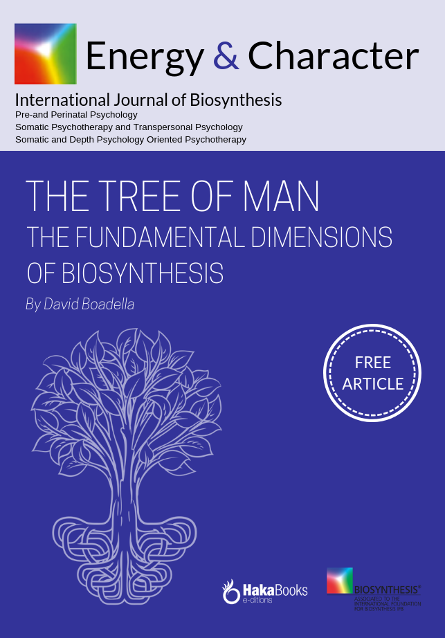 THE TREE OF MAN - Free Article